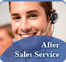 After Sales Service button